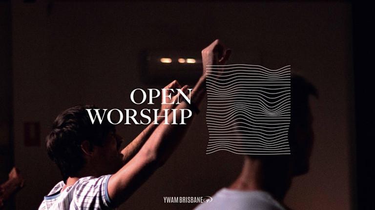 JULY Open Worship