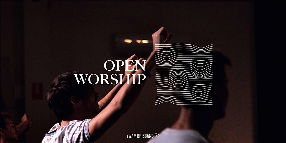 June Open Worship