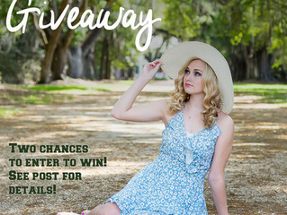 A Holiday Giveaway!   Senior Session 2017!!
