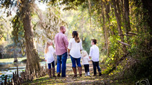 Sweet Family Session:  Wyatt Family