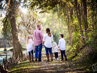 Sweet Family Session:  Wyatt Family