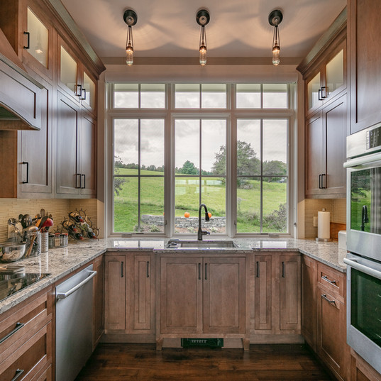 Mountain Getaway Kitchen