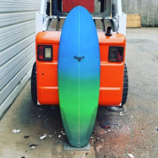 5'11 Dual Tone Roundtail
