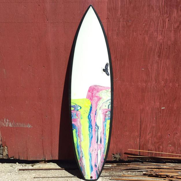 5'11 Varial Foam Short Board