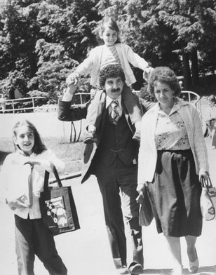 The Cammarata Family, the early years...