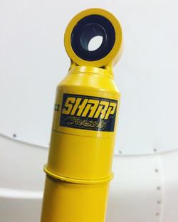 SHARP Bilstien Speck Shock