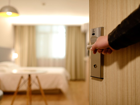 """How To """"Hotel"""" During A Pandemic"""