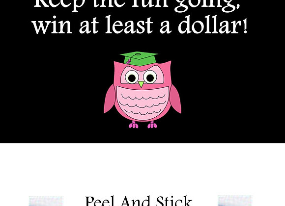 Hoot and holler pink