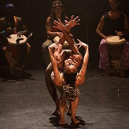 מופע להקת בנגורה - הומאג' אפריקאי לבראית