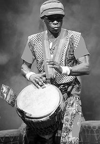 סבולה בנגורה - בנגור לתיפוף וריקוד אפריקאי