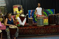ג'אם אפריקאי, בית בנגורה