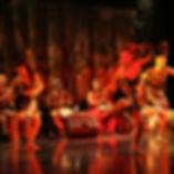 מופע להקת בנגורה -אפריקה בצבעים