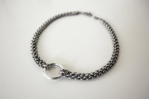 O ring collar | Impulsiva jewelry