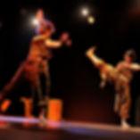 להקת בנגורה במופע - סילו הדרך