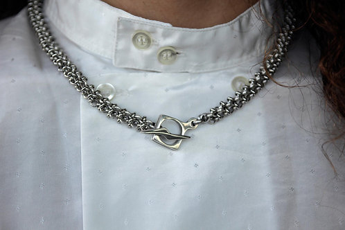 Chunky Link Chain Necklace For Men