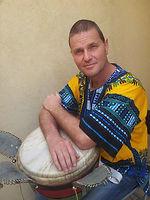 גיל שדמי- תיפוף אפריקאי
