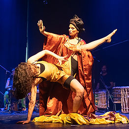 מופע להקת בנגורה - כישפוף אפריקאי