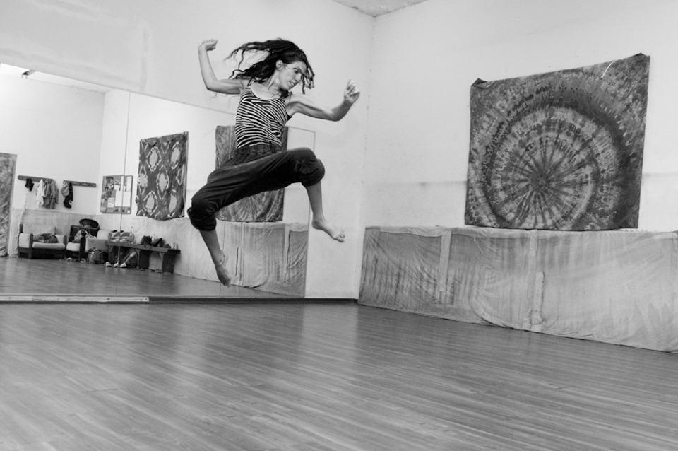 מסלול מקצועי לריקוד ותיפוף אפריקא
