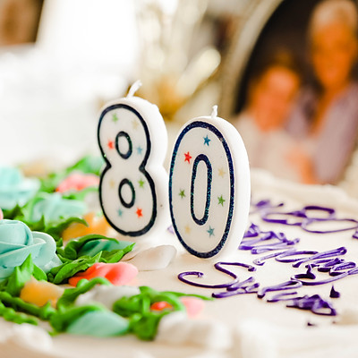 Sylvia Slocum's 80th Birthday