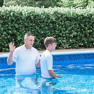 Malachi's Baptism