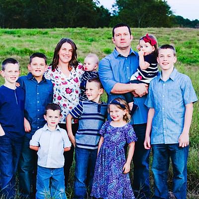 Thornton Family 2017