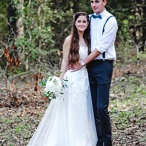 Votary Wedding Portraits