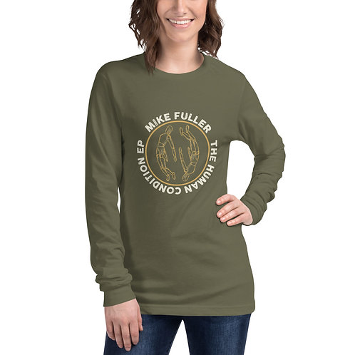 The Human Condition EP Long Sleeve T-Shirt (Unisex)