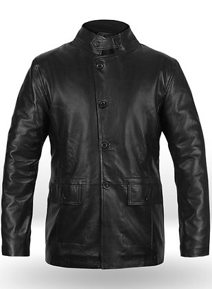 2 In One Leather Jacket And Jacket