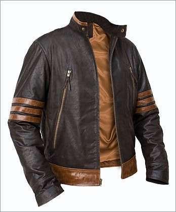 Logan Leather Biker Jacket