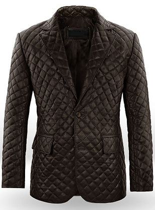 Bocelli Dark Brown Blazer