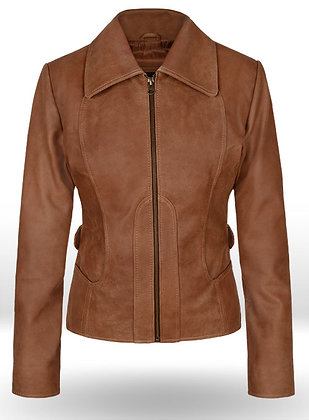 Gigli Leather Jacket