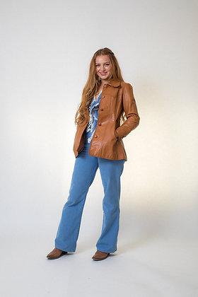 Vintage 70s Brown Jacket