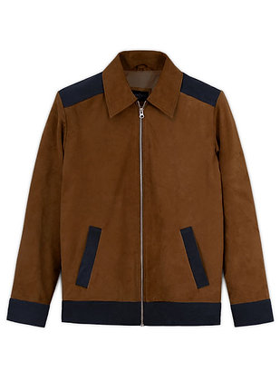 Fabulous brown Leather Jacket