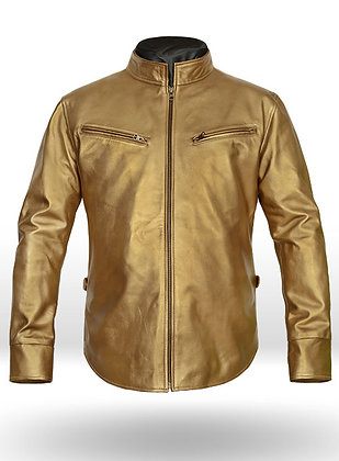 Golden stylo Jacket
