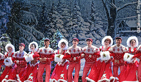 Irving Berlin's White Christmas On Broadway!