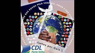 Assis - Diretor Executivo da CDL Porto Velho - RO convida todos a participarem em suas cidades