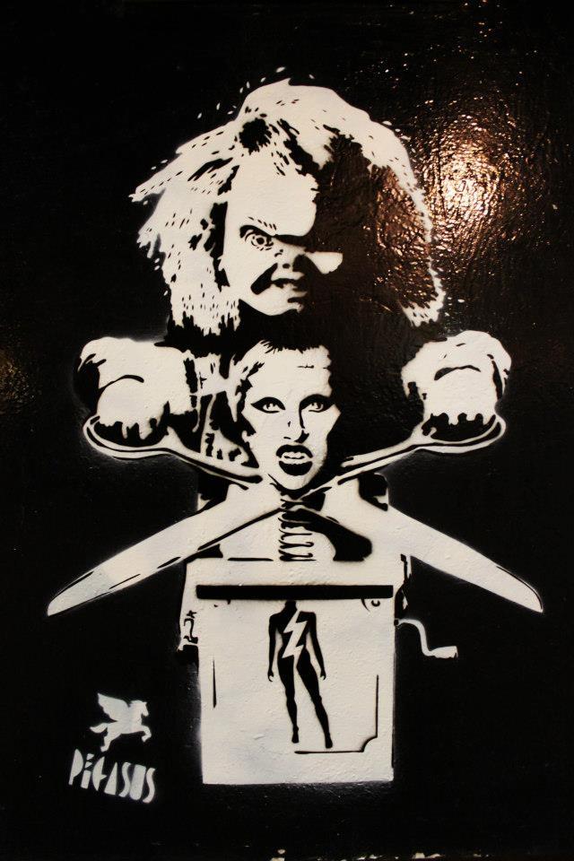 Chucky Vs. Gaga