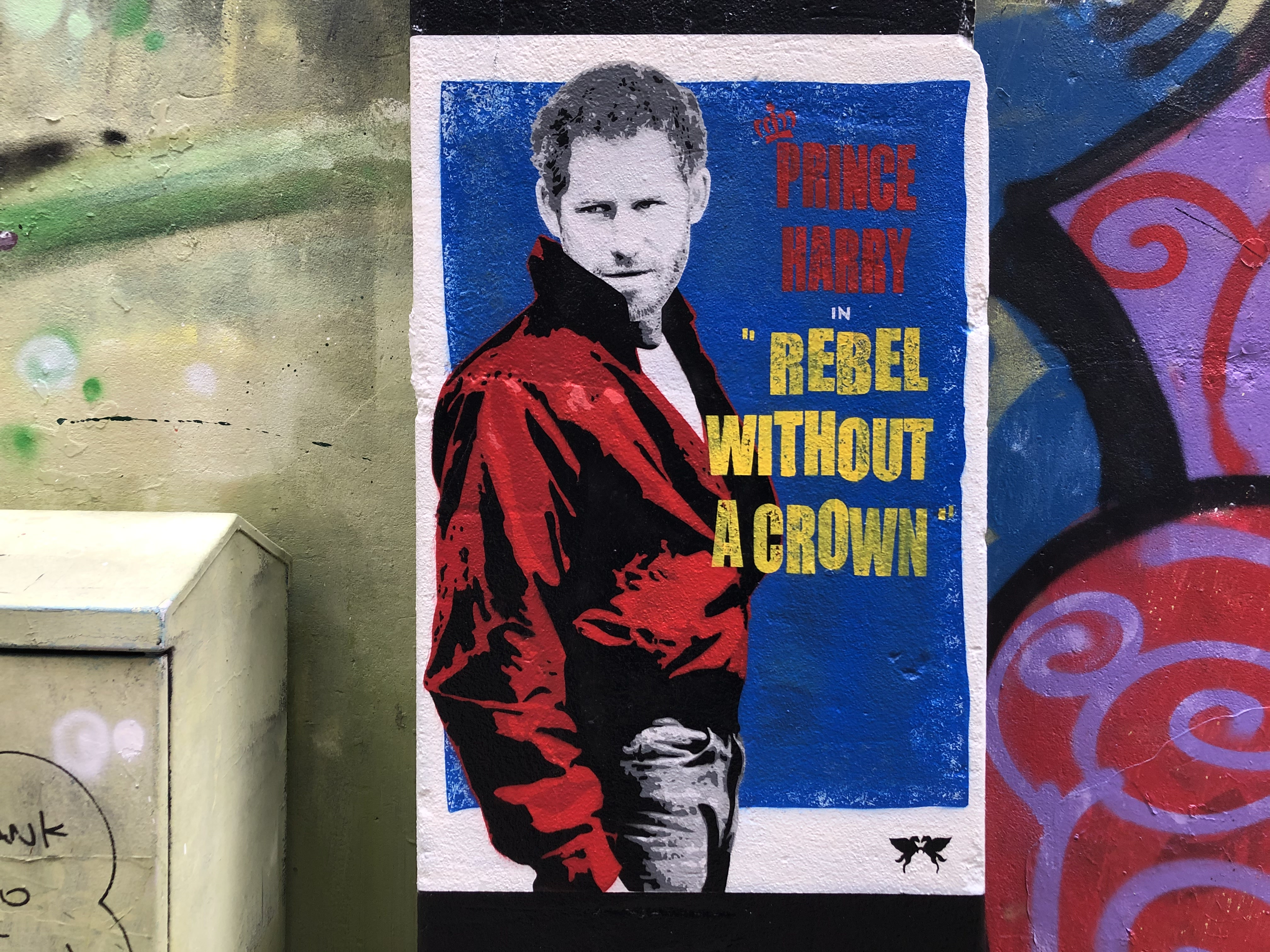 Rebel Without A Crown