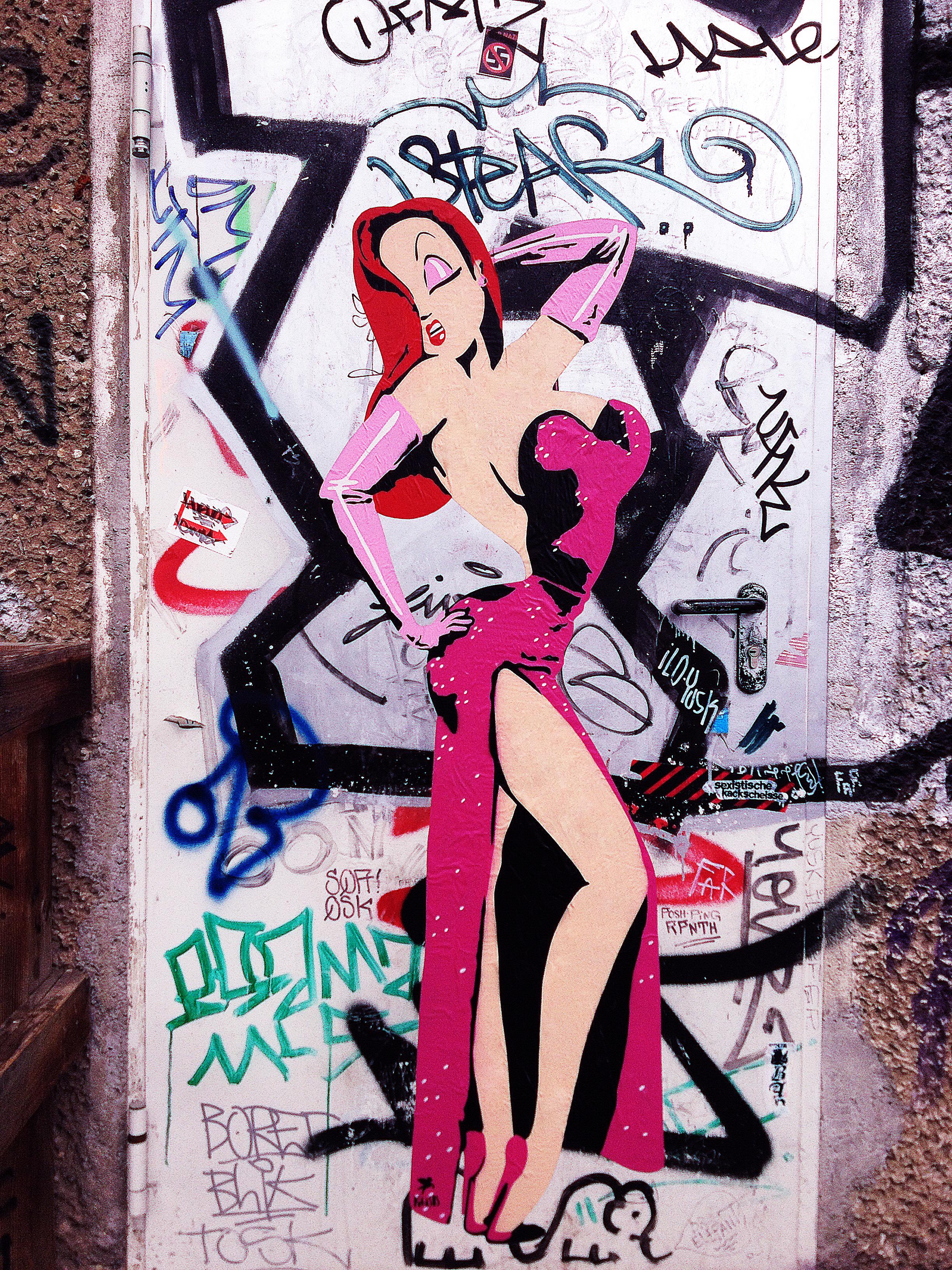 Jessica Rabbit in Berlin