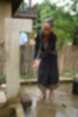 Fontaine Laos