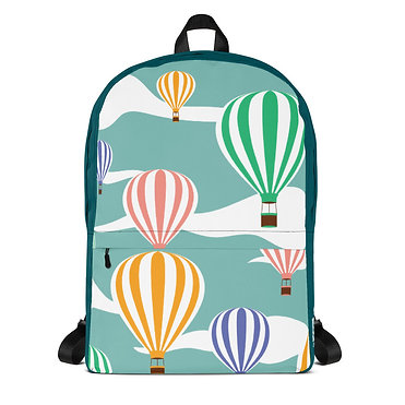 Hot Air Balloon Backpack