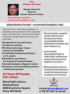 Nikate K Flyer updated for event brite.j