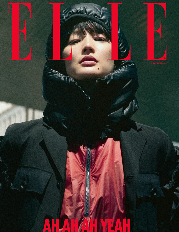 ELLE Magazine Japan