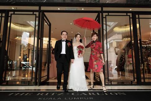 Master of Chinese Wedding