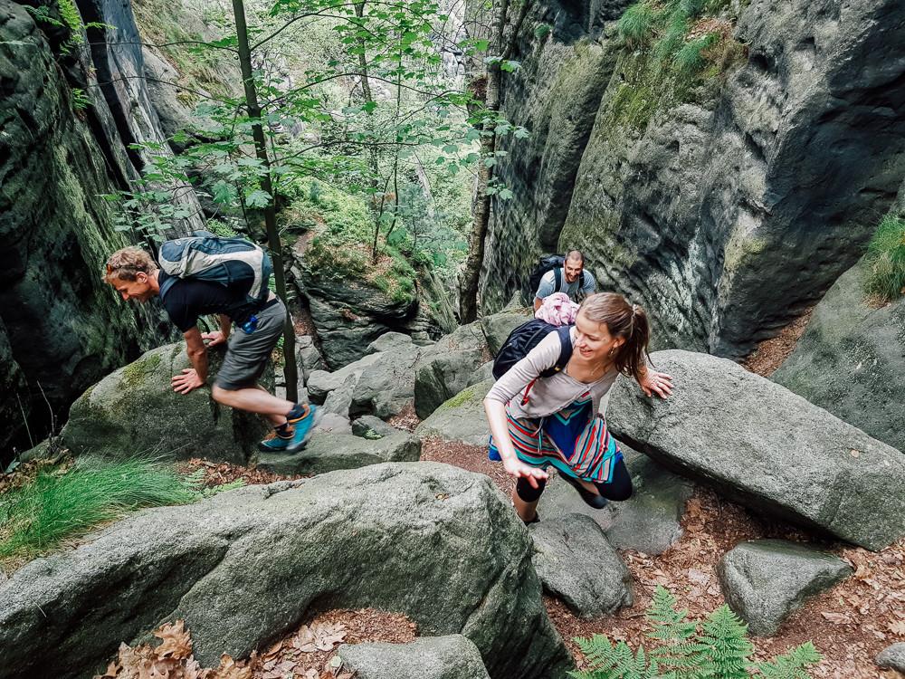 2017 Lab Hike