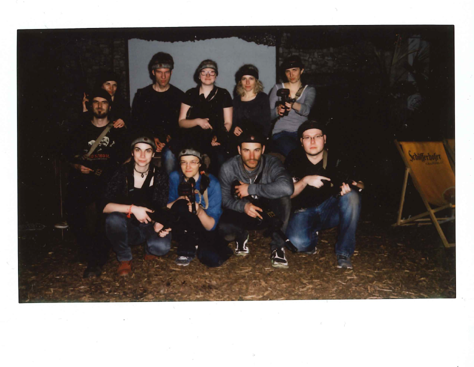 2015 Lasertag with the lab