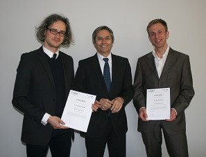 Jörg awarded TUD Young Investigator title