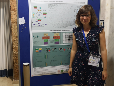 Julia's first SPP1710 conference