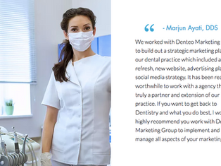 How to Use Testimonials as Part of your Dental Marketing Strategy