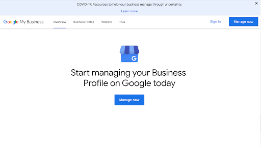 What is Google My Business Overview